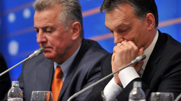 Schmitt Pált javasolta államfőjelöltnek Orbán Viktor