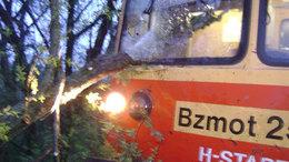 Vasúti baleset: súlyosan megsérült a mozdonyvezető