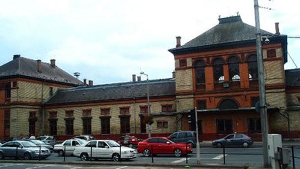 vasútállomás