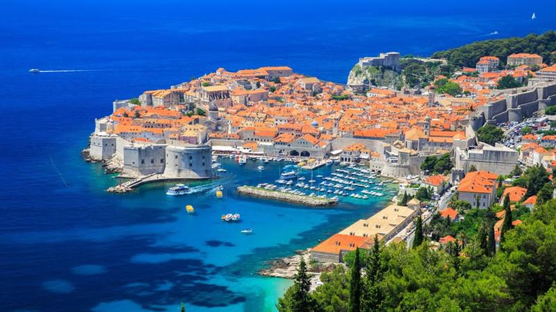 Horvátország tenger nyaralás