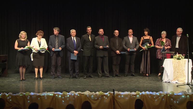 A 2017-es Somogy megyei Príma-díj átadója