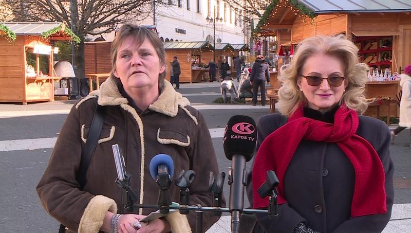 A részletes programokat ma ismertette egy sajtótájékoztatón Szalay Lilla és Jágerné Katona Zsuzsanna.