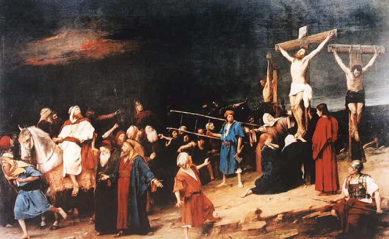 jézus passió