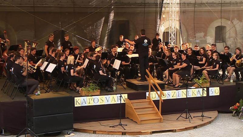 Kaposvári Fúvós Zenekar