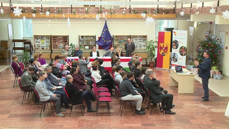 Az Erasmus programban a hazai és külföldi résztvevők olyan üzemekbe is ellátogattak, amelyek már most környezettudatosan működnek. Egy mai zárórendezvényen összegezték tapasztalataikat a résztvevők.