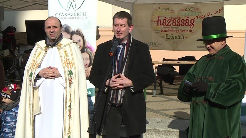 Házasság Hete megnyitó Kaposváron (2020. február 9.)