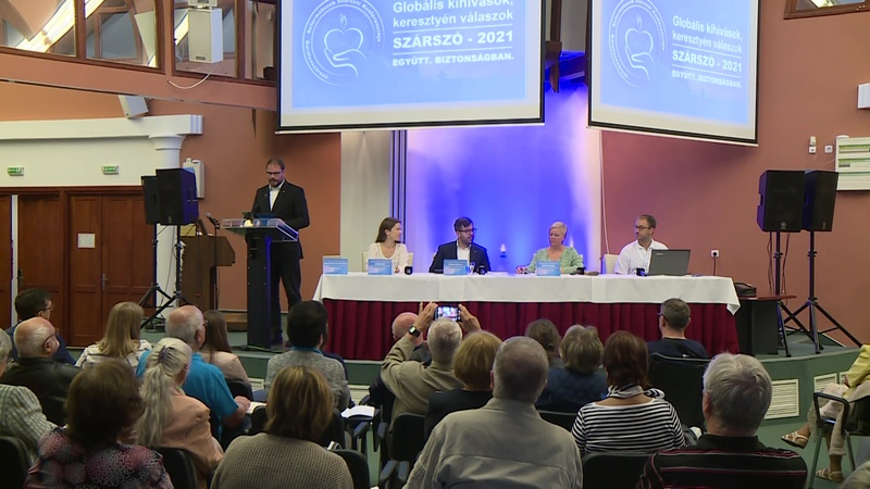 református konferencia