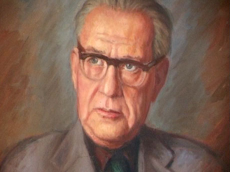 Fekete István író