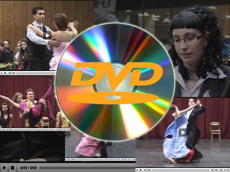 Gólyabál DVD-n