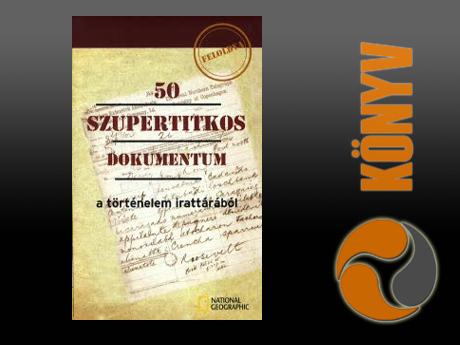 50 szupertitkos dokumentum