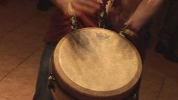 Törzsi zene szemeteskukára