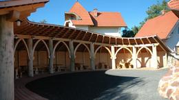 Barátság-palló határok felett Kaposvár és Dunaszerdahely között