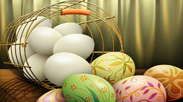 Fergeteges nyereményjáték - Nagy Húsvéti Nyúlvadászat