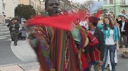 Videóval! Táncolva, énekelve imádkoztak a hívek hétvégén Kaposváron