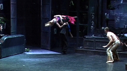 A szegedi balett Siófokon