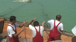 Egy hónapig szünetel a balatoni busa- és keszeghalászat