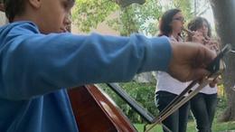 Minden zugból zene szólt Kaposváron - videóval