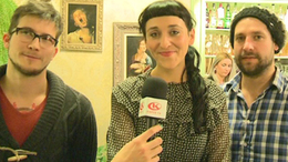 """Magashegyi Underground: """"ez az örömzene teljesen őszinte, ami a színpadról lejön"""""""