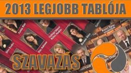 Best of 2013: tablócsata pizzavacsorárért!