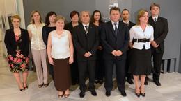 Elismerték a kormánytisztviselők munkáját