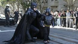 Gotham cityvé változott San Francisco egy leukémiás kisfiúért