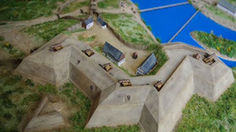 Felépítették az elveszett őrtilosi Zrínyi-újvárat