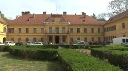 180 milliós kastélyfelújítás Somogyváron