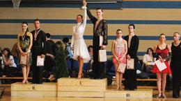 Kiválóan táncolt Horvátországban is az Ametiszt