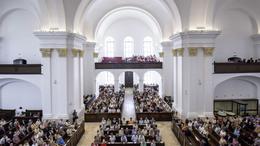 A katolikus iskoláknak gyűjtenek ma az ország templomaiban