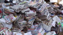Megmenekülhet a papírgyűjtés?