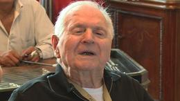 100 éves lett Jenő bácsi