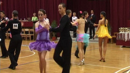 Rangos táncversenyt rendeztek Kaposváron