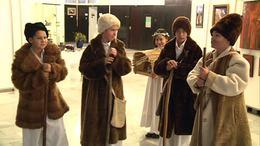 Pásztorjáték a hivatalban
