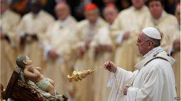Ferenc pápa: a világnak gyengédségre, szelídségre és jóságra van szüksége