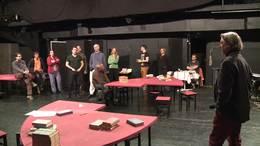Ősbemutatóra készül a Csiky Gergely Színház