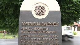 Az első somogyi történelmi emlékhely