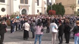 A zenét ünnepelte Kaposvár