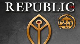 Jubileumi koncertet ad a Republic
