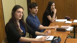 Taroltak az OKTV-n a kaposvári diákok