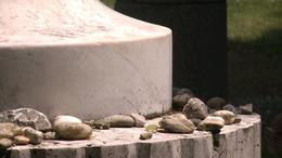 A holokauszt áldozataira emlékeztek