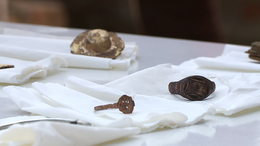 Szenzációs leleteket találtak Kaposszentjakabon