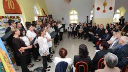 70 éves somogyvári gyógypedagógiai intézmény