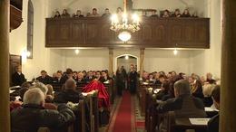 Templomot szenteltek Somogyaszalóban