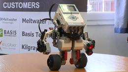 Versenyre hívják a robotépítőket