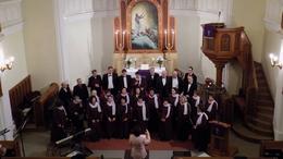 Evangélikus kórusok koncerteztek Kaposváron
