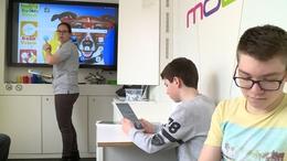 Már most nagyon népszerű a digitális iskola