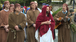 Megelevenedett bibliai történetek