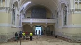 Megújul a Szent Imre templom