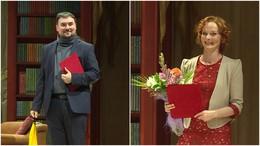 Joanna és Philip Markham a Csiky közönségdíjasai