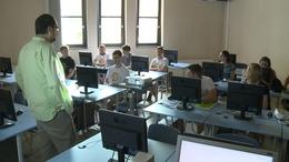 Kutató hallgatók Kaposváron